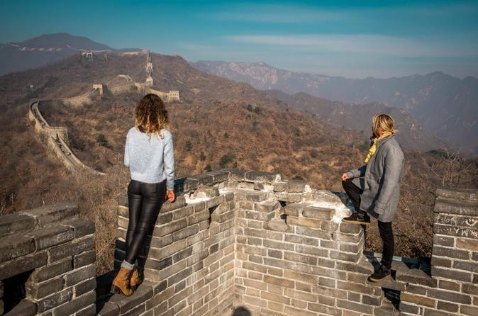 Beijing Layover Tour to Mutianyu Great Wall with English speaking driver