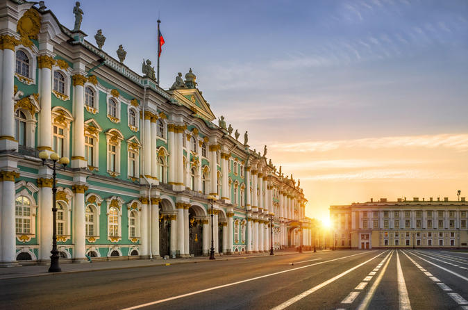 VISA-Free 2-Day St. Petersburg Discovery Tour