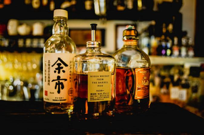 Japanese Whisky InsiderTour