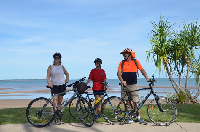 Darwin Walking & Biking Tours