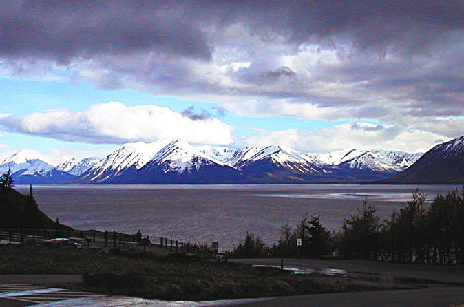 Anchorage to Whittier Half-Day Transfer Tour with Hotel Pickup