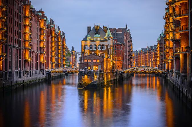 Speicherstadt And Hafencity Tour - Hamburg