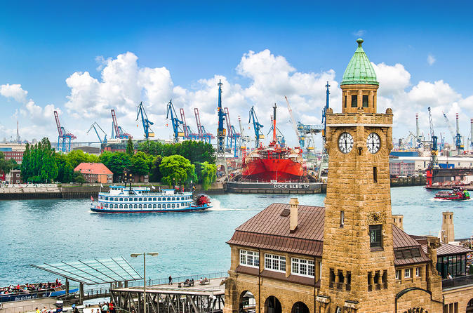 St. Pauli and the Port of Hamburg Tour