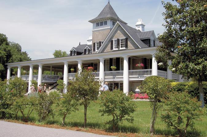 Magnolia Plantation Tour with Transportation from Charleston