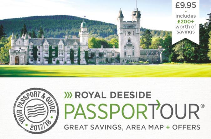 Royal Deeside PassporTour