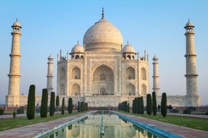 PRIVATE TOUR TO GHOST CITY FATEHPUR SIKRI  TAJ MAHAL & AGRA FROM DELHI