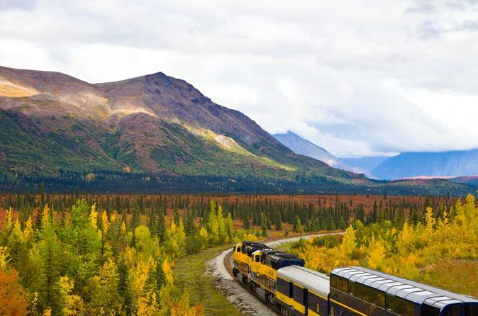 Alaska Railroad Anchorage to Denali One Way