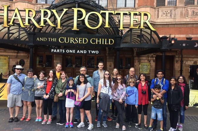 Interactive Harry Potter Walking Tour of London
