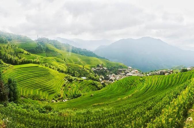 Guilin Yangshuo & Longji Rice Terrace 4 days tour