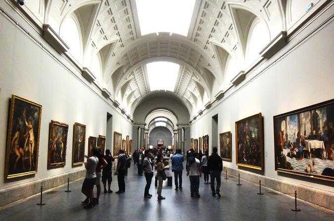 Private Tour: The Prado Museum Skip-the-Line Guided Tour