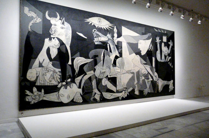 Private Tour: The Reina Sofia Museum Skip-the-Line Guided Tour