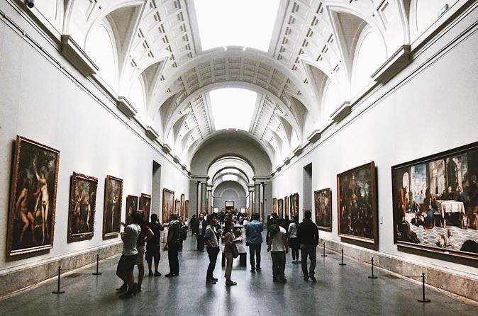 The Prado and Reina Sofia Museum Skip-the-Line Small Group Guided Combo Tour