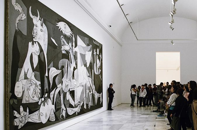 The Reina Sofia Museum Skip-the-Line Small Group Guided Tour