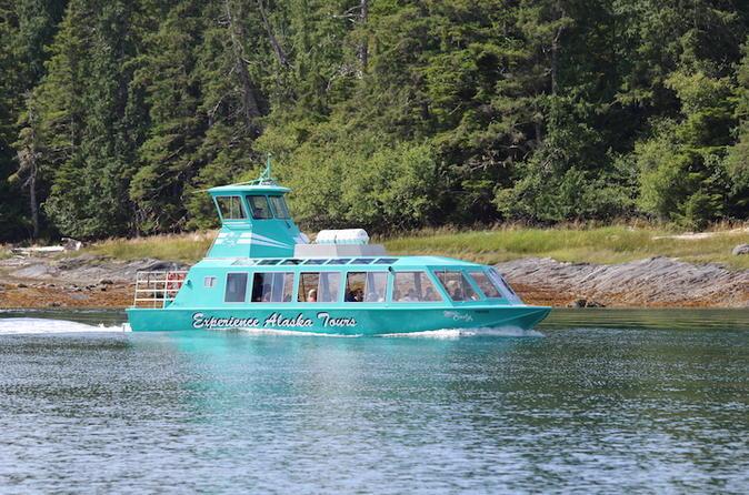 Alaskan Lodge Adventure & Seafeast