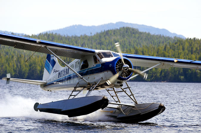 Ketchikan Floatplane Ride & Crab Feast