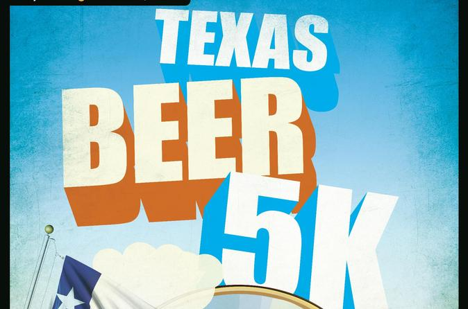 Texas Beer 5k Running Tour in Downtown Austin