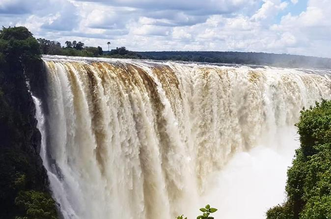 Victoria Falls Day Trip From Kasane (Botswana)