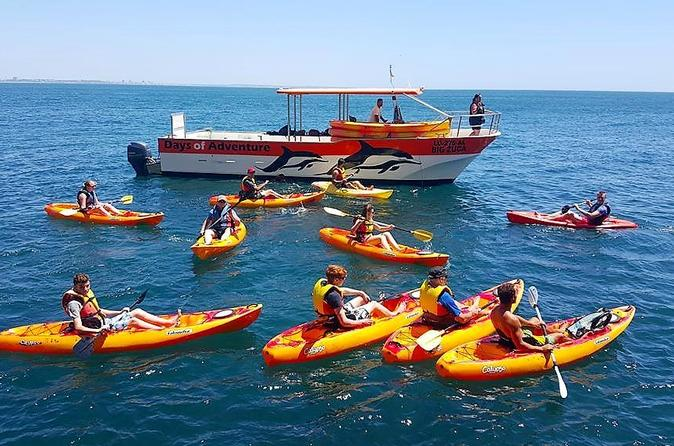 Ponta da Piedade Kayak Tour from Lagos