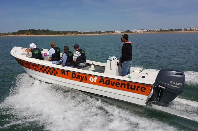 Water Taxi to Lagos from Alvor