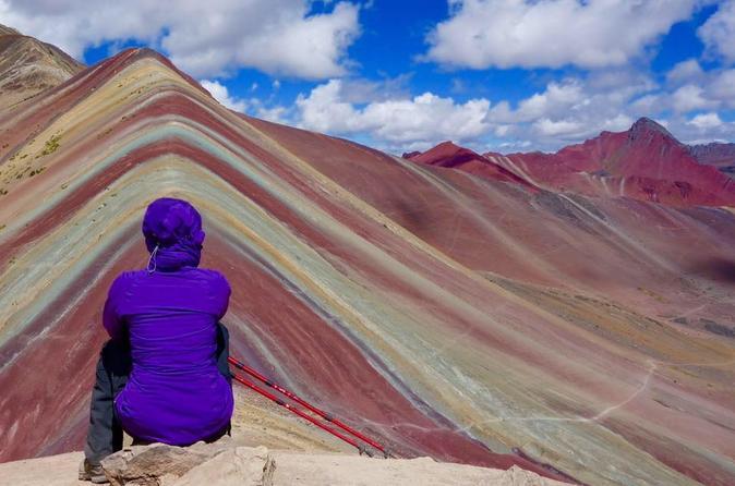 Rainbow Mountain Group Tour In Cusco