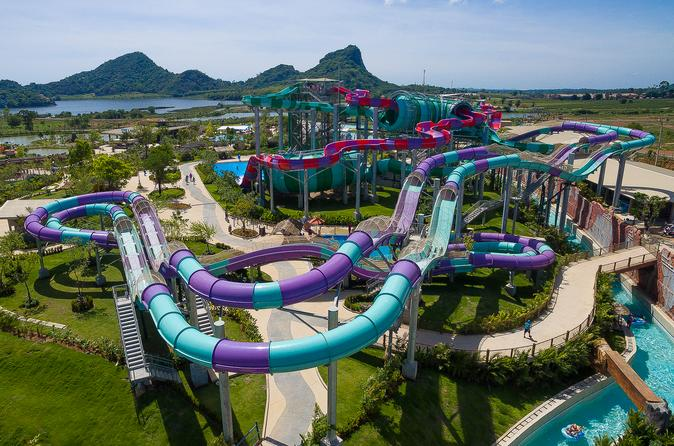 Ramayana Water Park in Pattaya