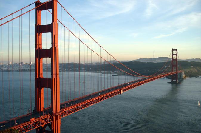 San Francisco By Ebike Day Tour