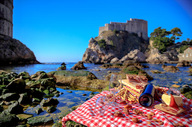 'Game Of Thrones' FOOD Tour In The Old City - Dubrovnik