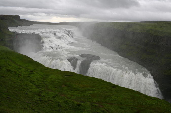 Guided Day Trip to Golden Circle from Reykjavik by Minibus