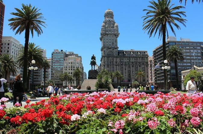 City tour de meio dia compartilhado em Montevidéu