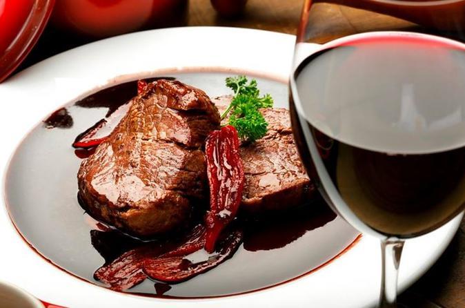Juanico Wine Tour Lunch