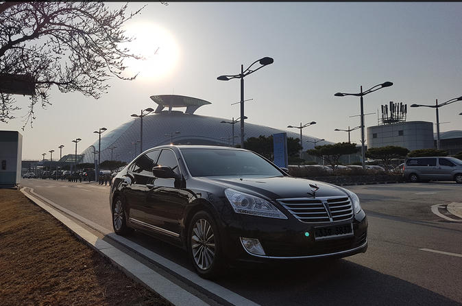 Private Arrival Transfer: Incheon Airport to Seoul Hotels""