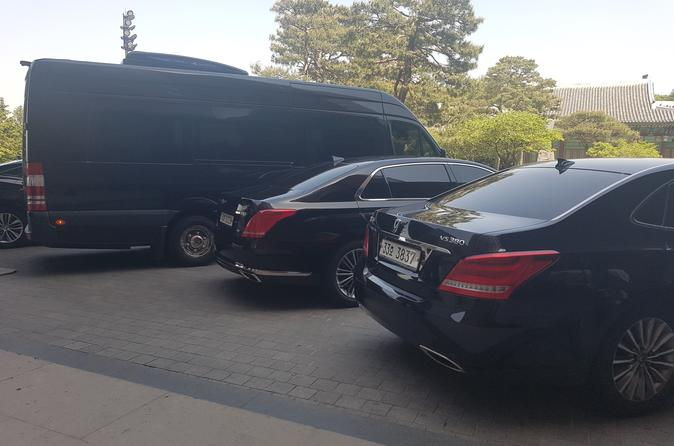 Private Departure Transfer From Pyeongchang To Incheon Int'l Airport - Pyeongchang-gun