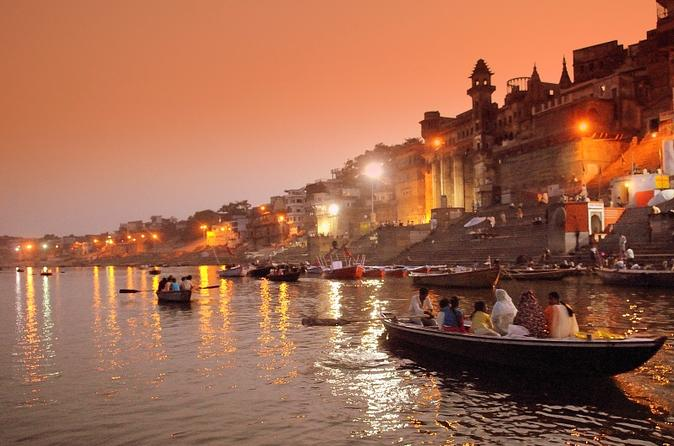 One Day Varanasi And Sarnath Tour With Boat Ride