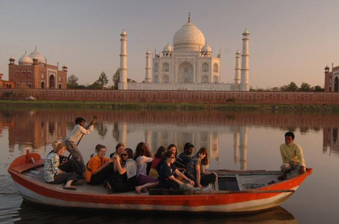 Private 07-Days Golden Triangle Tour With Khajuraho From Delhi