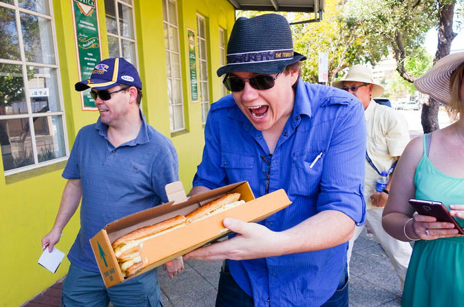 Perth City Secrets Foodie Adventure