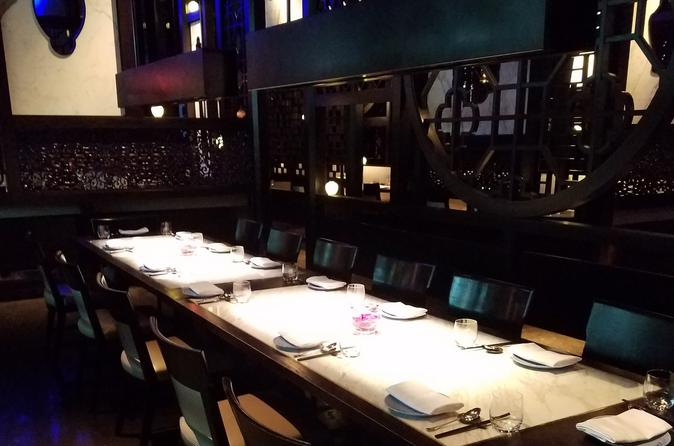 Dinner at Hakkasan Restaurant at MGM Grand