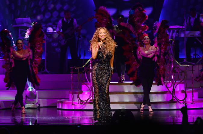 Mariah Carey - The Butterfly Returns at the Colosseum at Caesars Palace Hotel