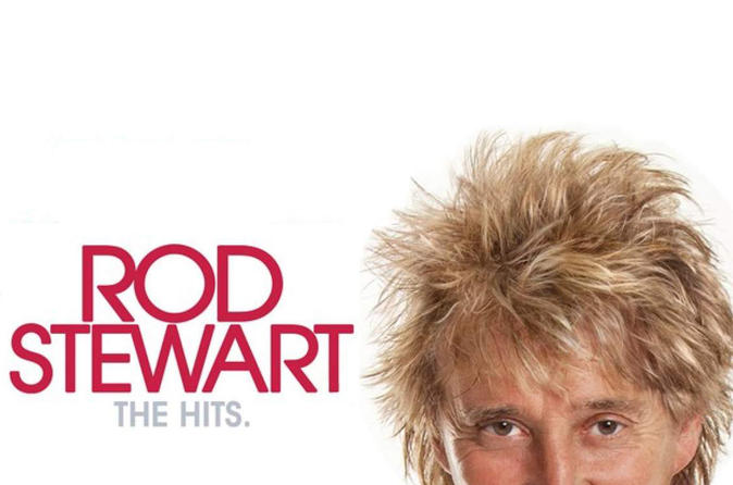 Rod Stewart at the Colosseum at Caesars Palace Hotel and Casino
