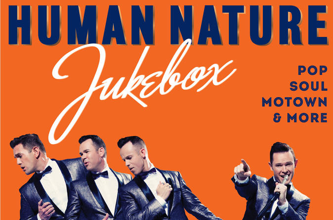 Vegas Night Out: Human Nature Jukebox and Dinner at the Venetian Las Vegas