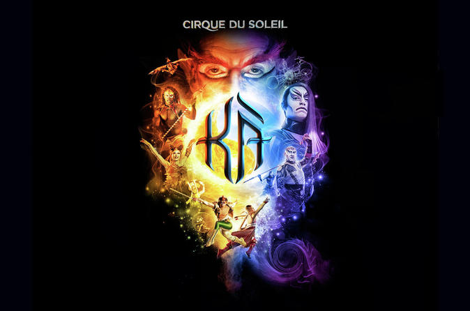 Vegas Night Out: KA by Cirque du Soleil and Dinner at MGM Grand Hotel and Casino
