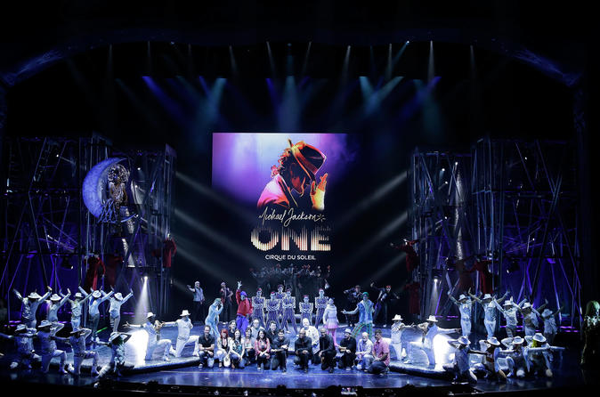 Vegas Night Out: Michael Jackson One by Cirque du Soleil® and Dinner at Mandalay Bay
