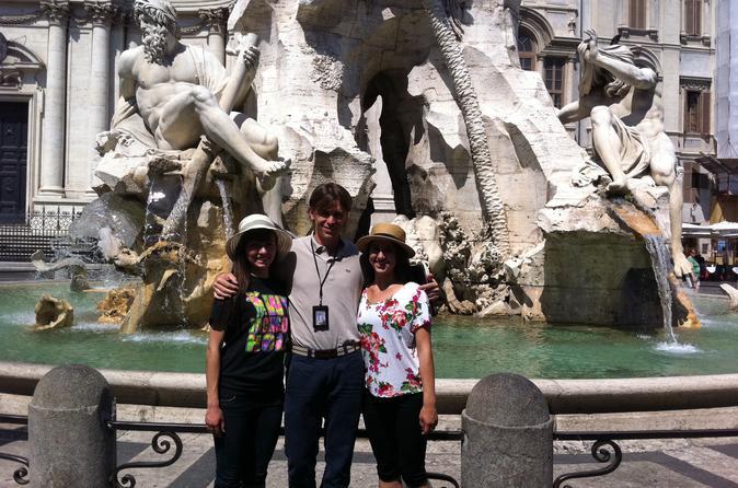 Rome in 2 full days tour