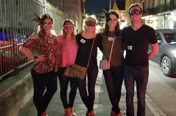 New Orleans Lewd Spirits Walking Ghost Tour