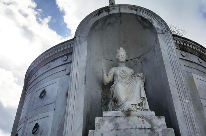 St Louis Cemetery Number One History Tour
