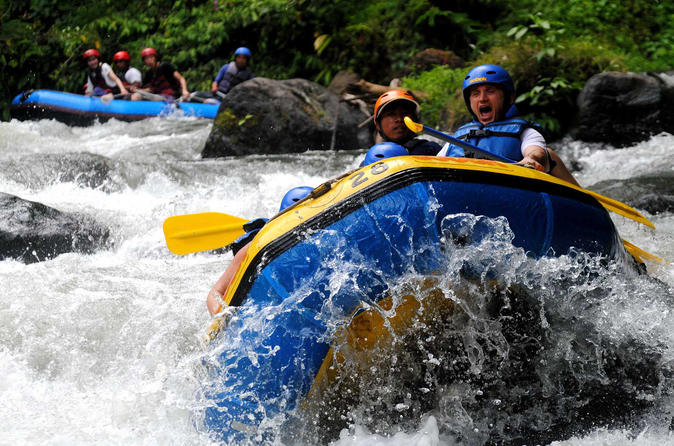 Rafting Ubud Kintamani Tour All Included