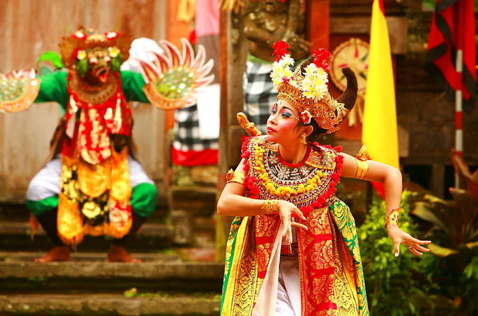 Ubud Traditional Village Art And Cultural Tour