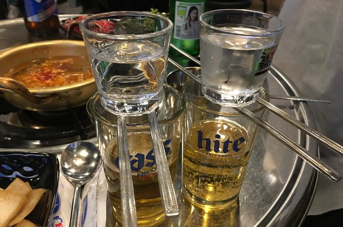 3 hour small group korean pub crawl in hongdae in seoul 471291
