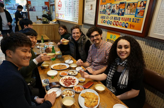 Authentic food tour in seoul s historic jongro district in seoul 457154
