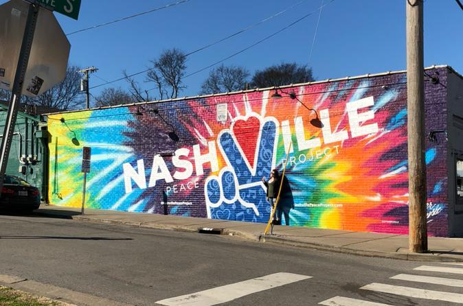 Nashville Murals Scavenger Hunt