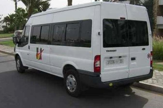 Marrakech Airport Private Arrival Transfer